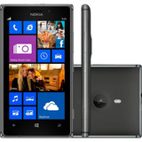 Smartphone Nokia Lumia 925 Preto Windows Phone 4g 16gb Gps