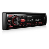 Som Pioneer Media Receiver Mvh 88ub Mp3 Am fm Entrada Usb