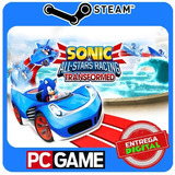 Sonic & All stars Racing Transformed Steam Cd key Global