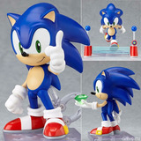 Sonic  The Hedgehod  11 Cm  Envio Do Brasil  Novo lacrado