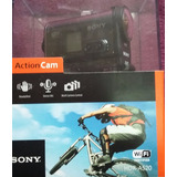 Sony Action Hdr As20 Hdr as20 Wifi Fullhd Camera 11 9mp
