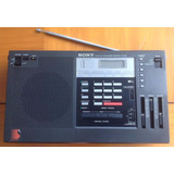 Sony Icf 2001 Radio Receptor Fm Am Ondas Curtas Japan