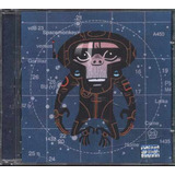 Spacemonkeyz X Gorillaz Cd Laika Come Home usado 2002