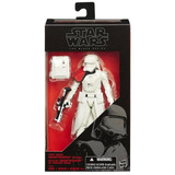 Star Wars Black Series Snowtrooper Officer    Brinquetoys