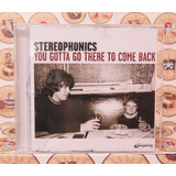 Stereophonics  You Gotta Go To Come Back  Cd Sony Music