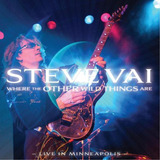 Steve Vai Where The Other Wild Things Are Live In Minneapoli