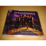 Stratovarius   Under Flaming Winter Skies  cd Duplo