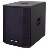 Sub Grave Oneal   Subwoofer Passivo 450w Obsb 2500   Oneal