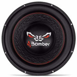Subwoofer 15p  Bomber Bicho Papão   800 Watts Rms   4 4 Ohms