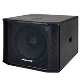 Subwoofer Ativo 600w Opsb 2218 Oneal