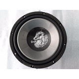 Subwoofer Keybass Dragon 10  Ksw 10 115 120 Rms 4 Ohms
