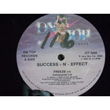 Success   N   Effect ¿ Freeze   Roll It Up Miami Bass