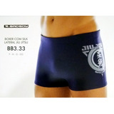 Sunga Boxer Bad Boy Jiu Jitsu   Piscina  Mar  Nata��o