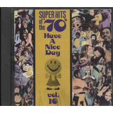 Super Hits Of The 70 s Vol 16 have A Nice Da Cd Import usado