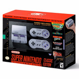 Super Nintendo Classic Edition Mini Original Bivolt Snes