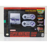 Super Nintendo Mini Classic Edition  21 Jogos  100%original