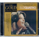 Suzi Quatro  The Best Of Suzi Quatro  Série Gold Collection