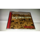 System Of A Down   Toxicity  cd Lacrado