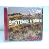 System Of A Down Toxicity Cd Original Novo Lacrado