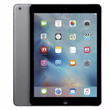 Tablet Apple Ipad Air  16gb Wifi Tela 9 7 Original A1475