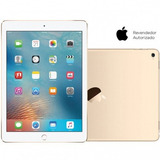 Tablet Apple Ipad Pro Wi fi 128gb Dourado Ios 9 Com Garantia