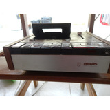 Tape Deck Philips Made In Holland