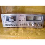 Tape Deck Technics Rs 631   Impecavel   U  Dono   Tudo Ok