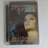 Tarja Turunen & Harus in Concert Live At Sibelius Hall Cd