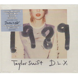 Taylor Swift   Cd 1989 D l x    Lacrado