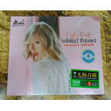Taylor Swift   Wildest Dreams   Box Set   3 Cds   Raro