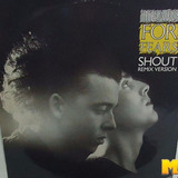 Tears For Fears 1984  Shout  remix Version  Lp Single