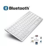 Teclado Keyboard Wireless Sem Fio Apple Ipad 2 3