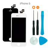Tela Display Lcd Touch Frontal Iphone 5s 5c 5 5g  ferramenta