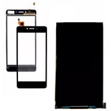 Tela Display Lcd Touch Positivo Twist S520 S520s S520m   Fit