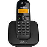 Telefone S fio Ts3110 Id Display Luminoso Preto Intelbras