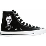 T�nis American Horror History All Star Converse