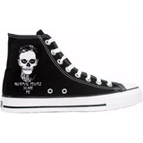 Tênis American Horror History All Star Converse