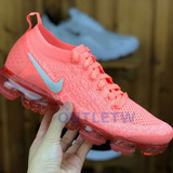 fdc6f999153 Tenis Nike Vapormax Flyknit 2.0 Air Original Coral 34br
