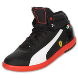 Tenis Puma Driving Power Light Mid Sf Ferrari   S� R$ 299 90