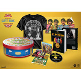 The Beatles   Sgt  Peppers Lonely Hearts Club Band Box