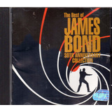 The Best Of   Cd James Bond   30th Anniversary Collection