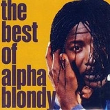 The Best Of Alpha Blondy Cd Lacrado Original