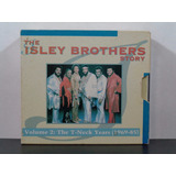 The Isley Brothers Vol.2 The T-neck Years 69-85 Box 2 Cd's