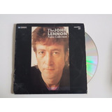 The John Lennon Video Collection Laser Disc
