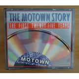 The Motown Story   The First 25 Years   Box Triplo Importado