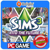 The Sims 3: Into The Future Dlc Ea Cd key Global