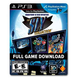 The Sly Collection Ps3 Em Ingl�s   M�dia Digital
