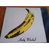 The Velvet Underground And Nico Lp Andy Warhol Re Edi�ao