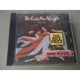 The Who The Kids Are Alright  cd Lacrado Fabrica  Made U s a