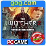 The Witcher 2 Assassins Of Kings Enhanced Edition Gog Cd key